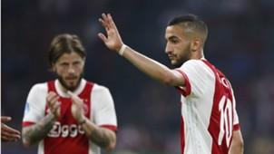 Hakim Ziyech, Ajax - VVV, Eredivisie 04192018