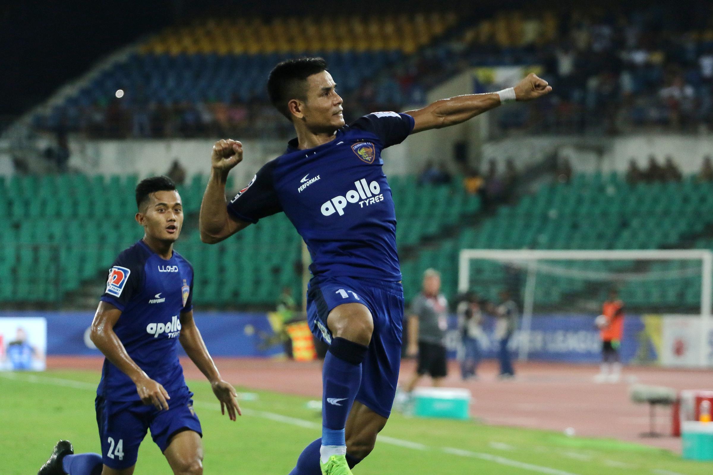 Thoi Singh Chennaiyin FC ATK ISL 2018-19