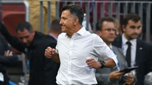 Juan Carlos Osorio Mexico Germany World Cup