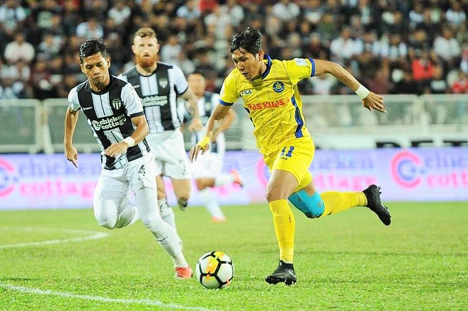 Kamal Azizi, Terengganu FC, Chan Vathanaka, Pahang, Malaysia Super League, 02052018