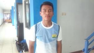 Ghozali Muharram Siregar - Persib Bandung