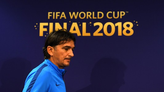Zlatko Dalic Kroatien WM 2018 14072018