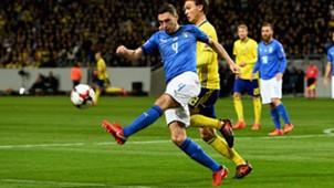 Matteo Darmian Italy Sweden