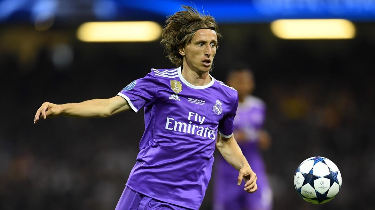 Luka Modric s namesake joins Croatian third division club and Man