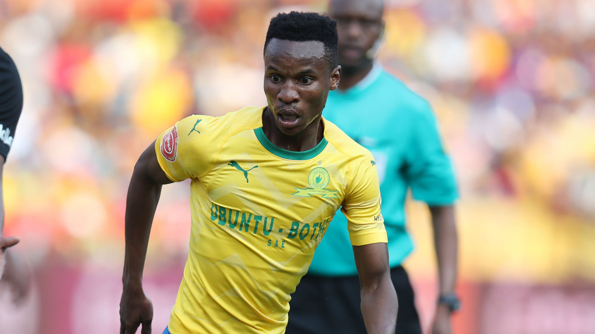 Themba Zwane, Sundowns, August 2018
