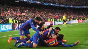 Sergio Roberto Barcelona PSG Champions League