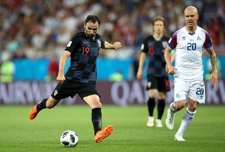 Milan Badelj vs Iceland