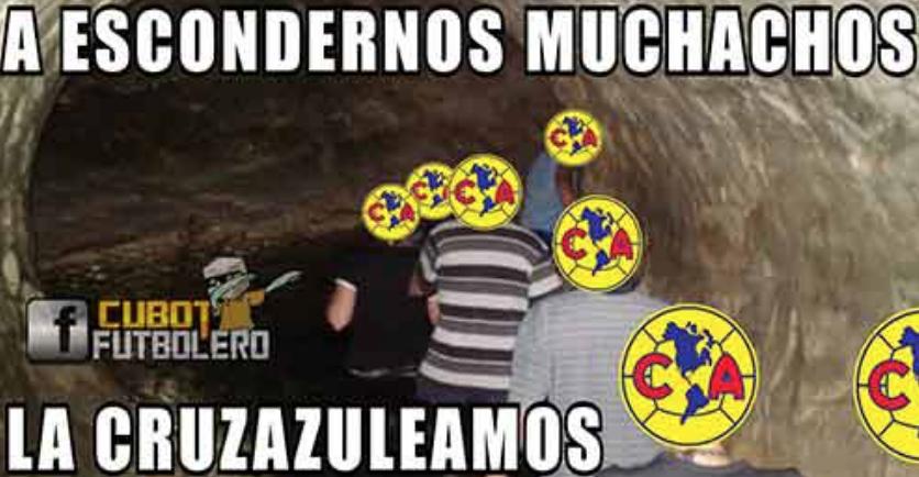 Memes Santos vs América