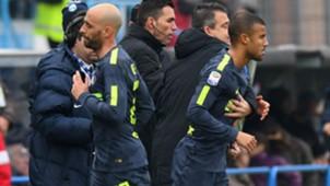 Borja Valero Rafinha Inter
