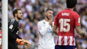 Sergio Ramos Real Madrid Atletico LaLiga