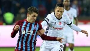 Abdulkadir Omur Adriano Trabzonspor Besiktas 452018
