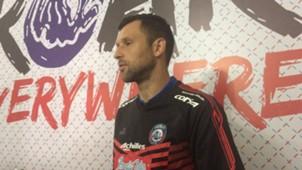Srdan Ostojic - Arema FC