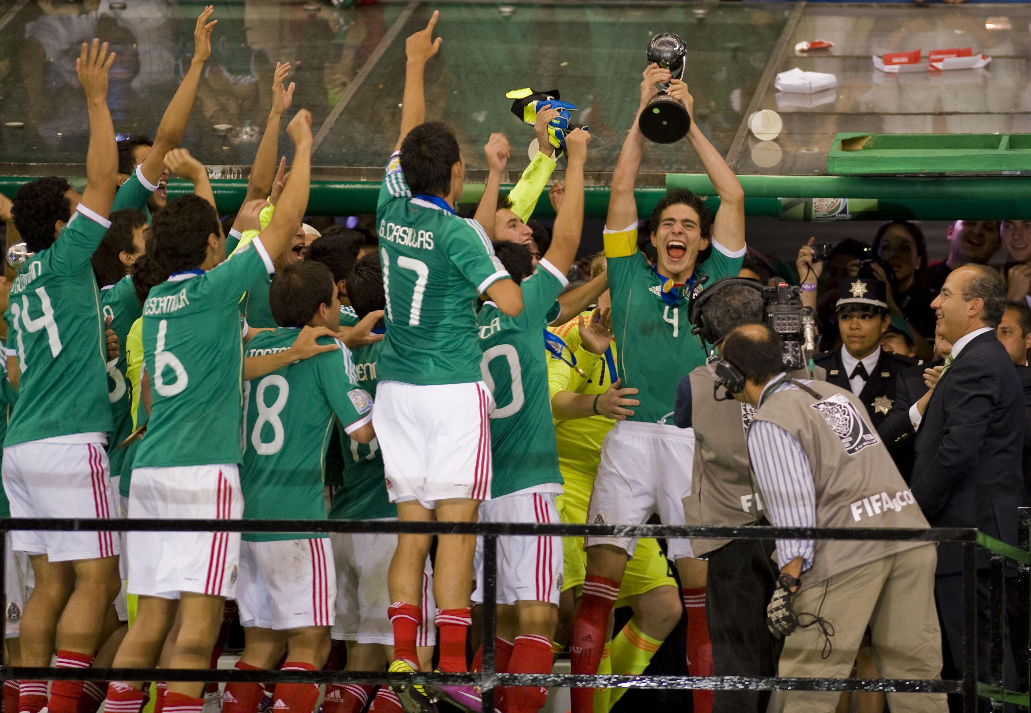 mexico trofeo campeon sub 17 2011