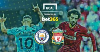 Manchester City Liverpool Bet365