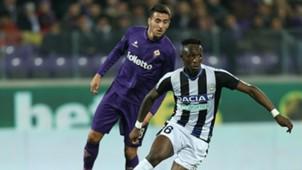 Vecino Fofana Fiorentina Udinese Serie A