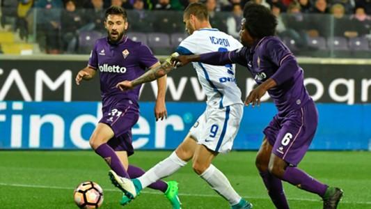 Icardi Fiorentina Inter Serie A
