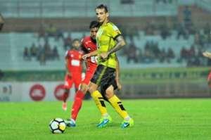 Flavio Beck Junior, Negeri Sembilan, Malaysia Super League, 13052018