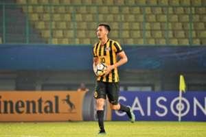 Hadi Fayyadh, Malaysia U19, AFC U19 Championship, 20102018