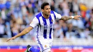 Willian Jose Real Sociedad 10122016