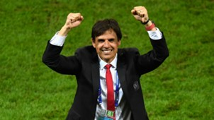 Chris Coleman Euro 2016 Wales v Belgium