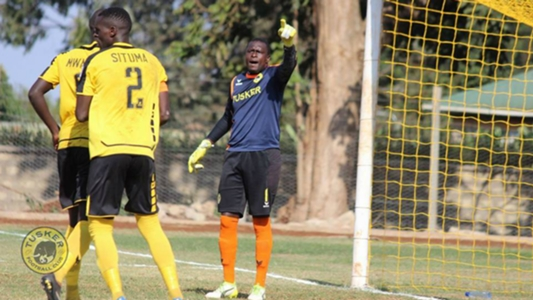 Veteran Tusker goalkeeper ruled out of Thika United match
