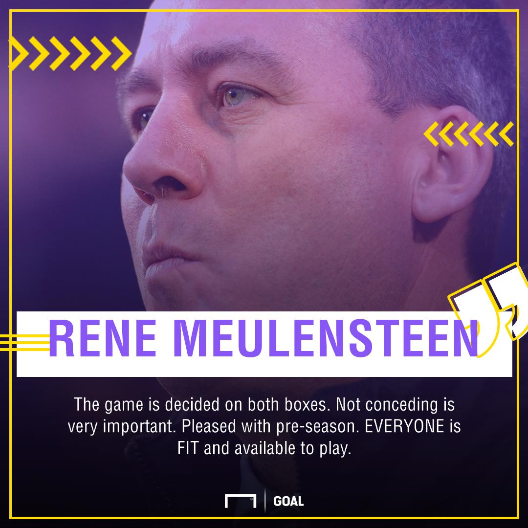 GFX Rene Meulensteen Quote
