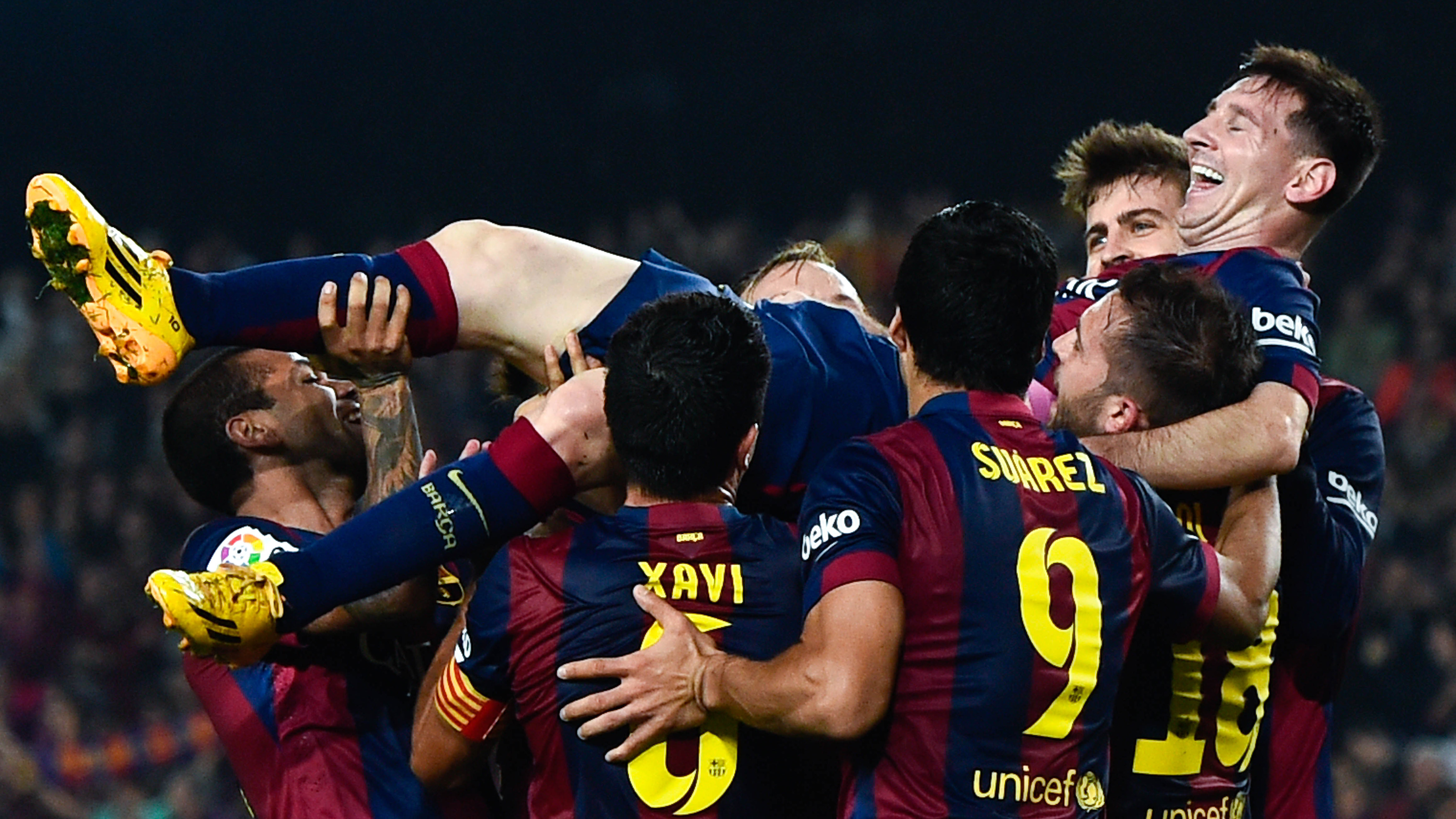 Lionel Messi Is Here To Create His Five Best Achievements Goal Com