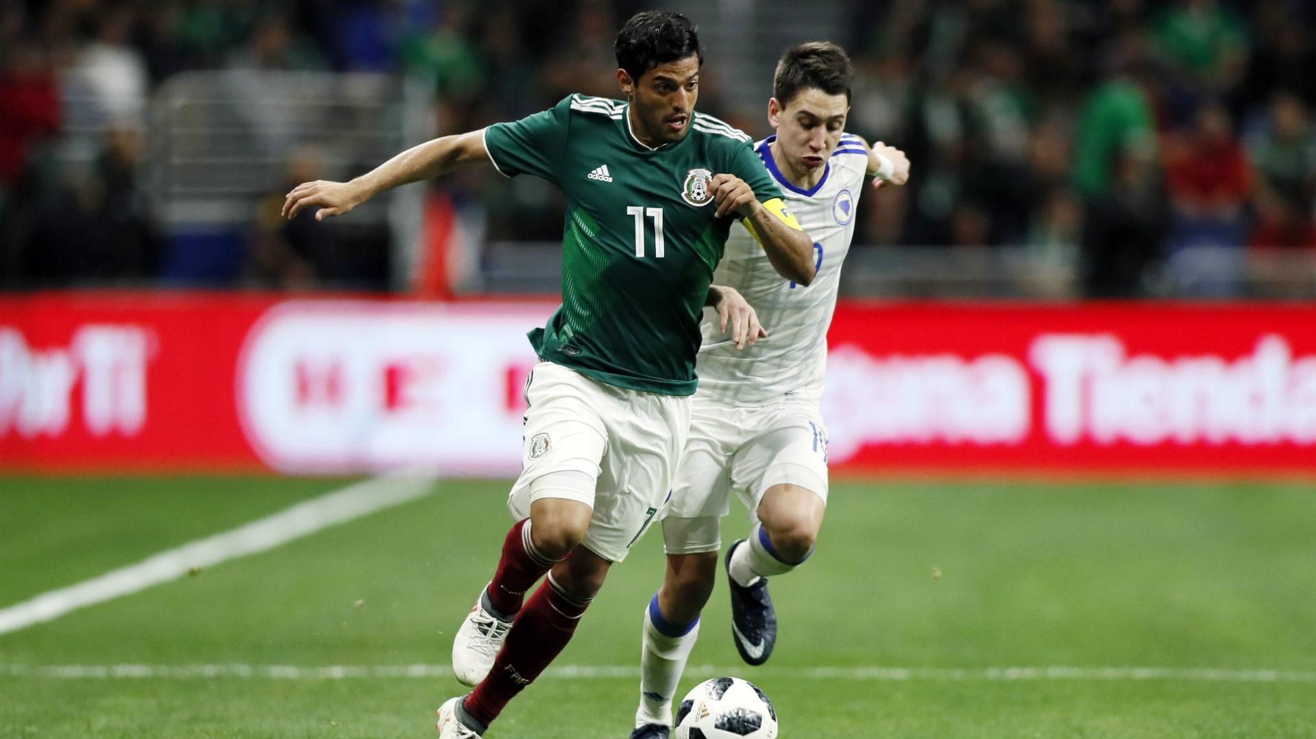 Carlos Vela Mexico