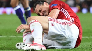 Ibrahimovic, ManCity - Anderlecht, Euro-League, 21042017