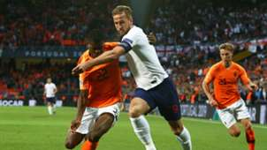 Harry Kane Denzel Dumfries England Netherlands Nations League 2019