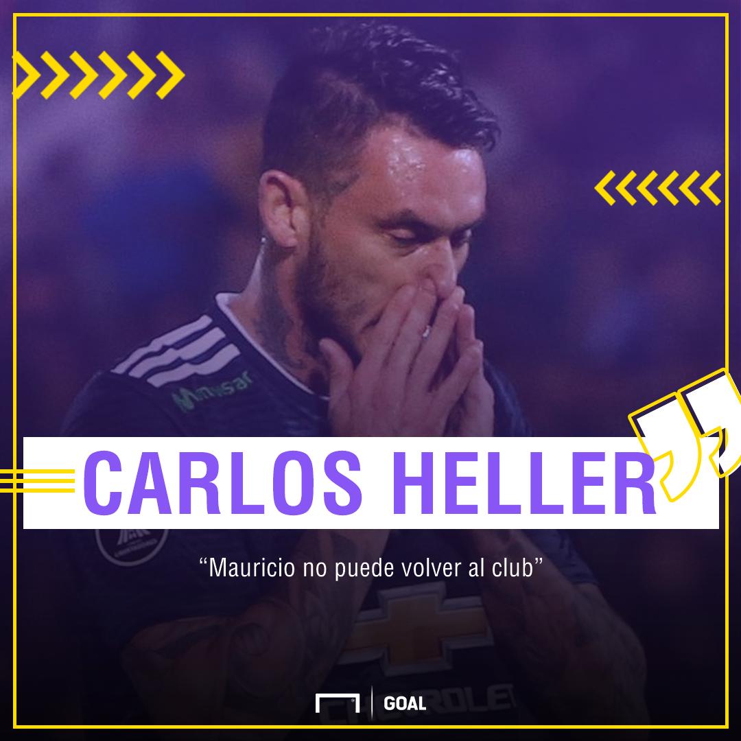 PS Carlos Heller - Pinilla