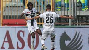 Gervinho Luca Siligardi Empoli Parma Serie A