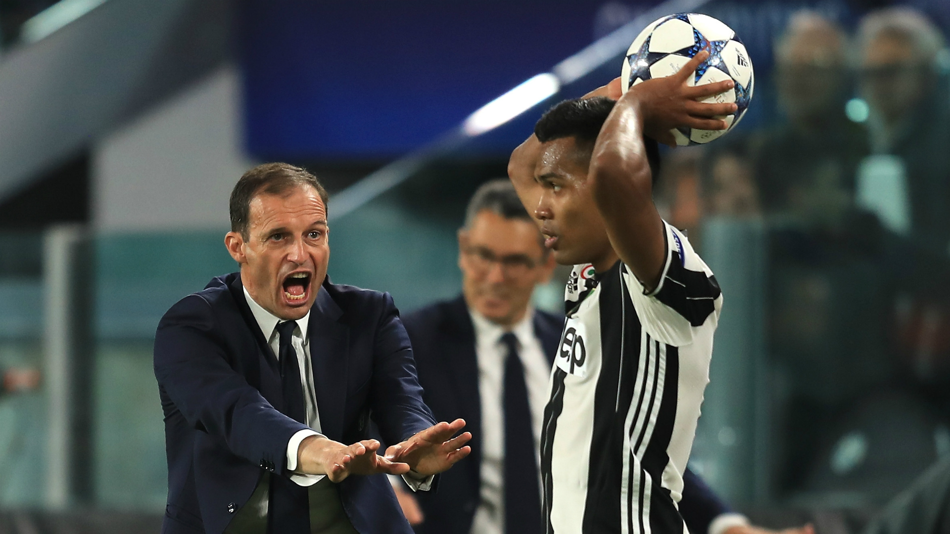 Alex Sandro Juventus Monaco