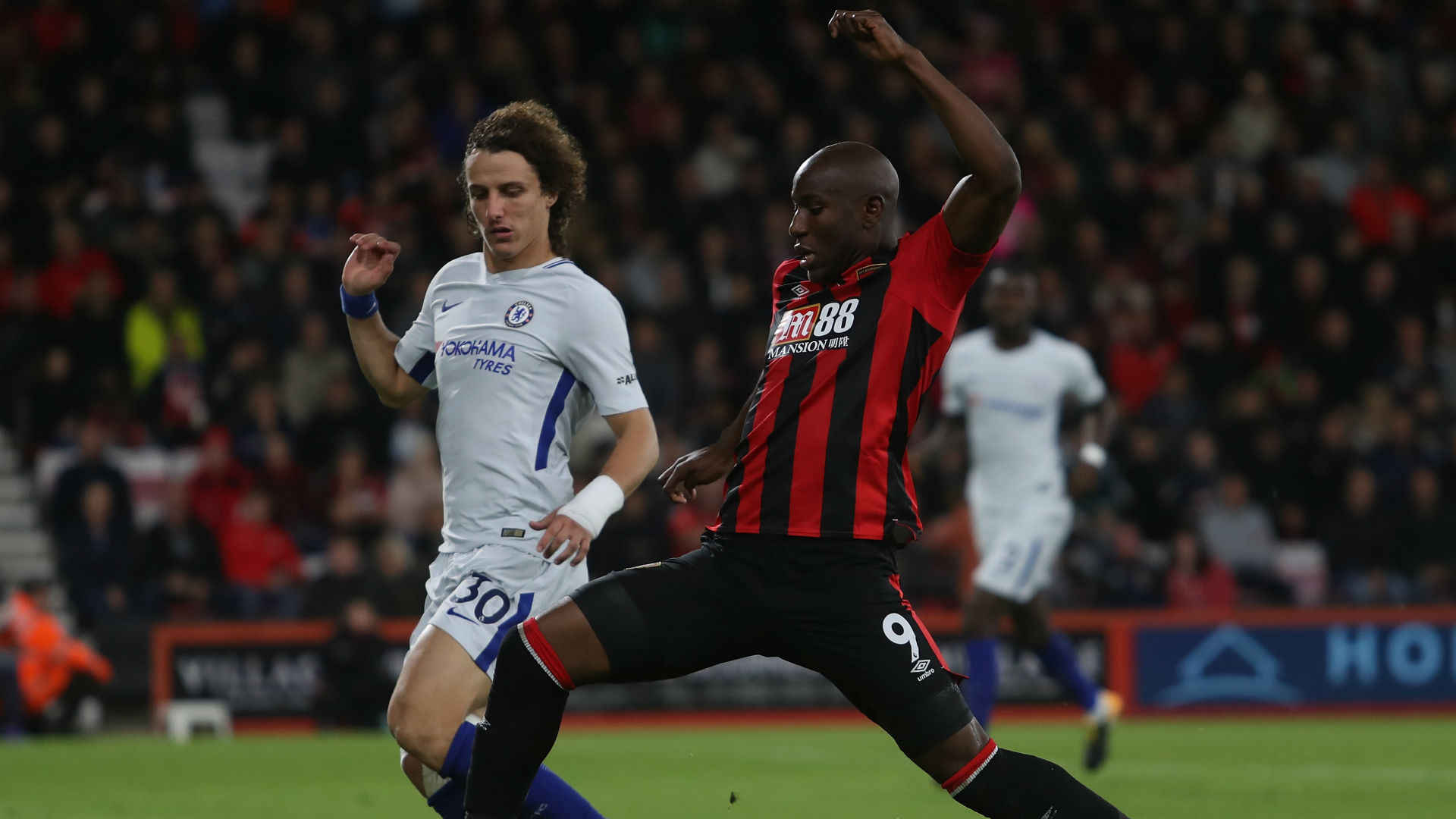 David Luiz Bournemouth Chelsea