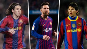 Lionel Messi La Liga 400