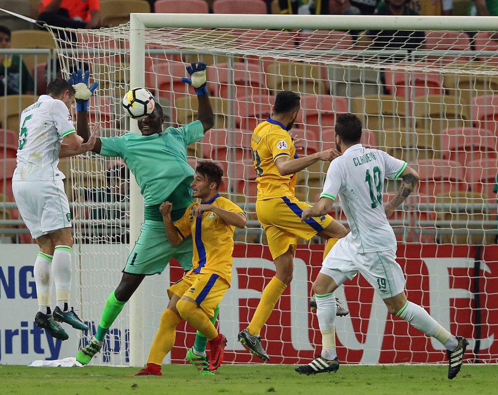Al Ahli vs Al Gharafa; AFC Champions League