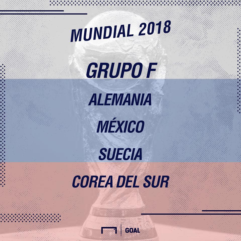 Grupo F Mundial