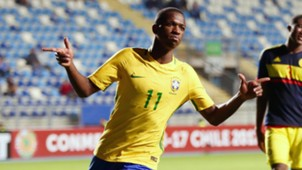 Vinicius Junior 2017 Brasil Sub-17