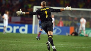 victor valdes fc barcelona champions league 2009