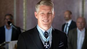Bastian Schweinsteiger Bavarian order of Merit