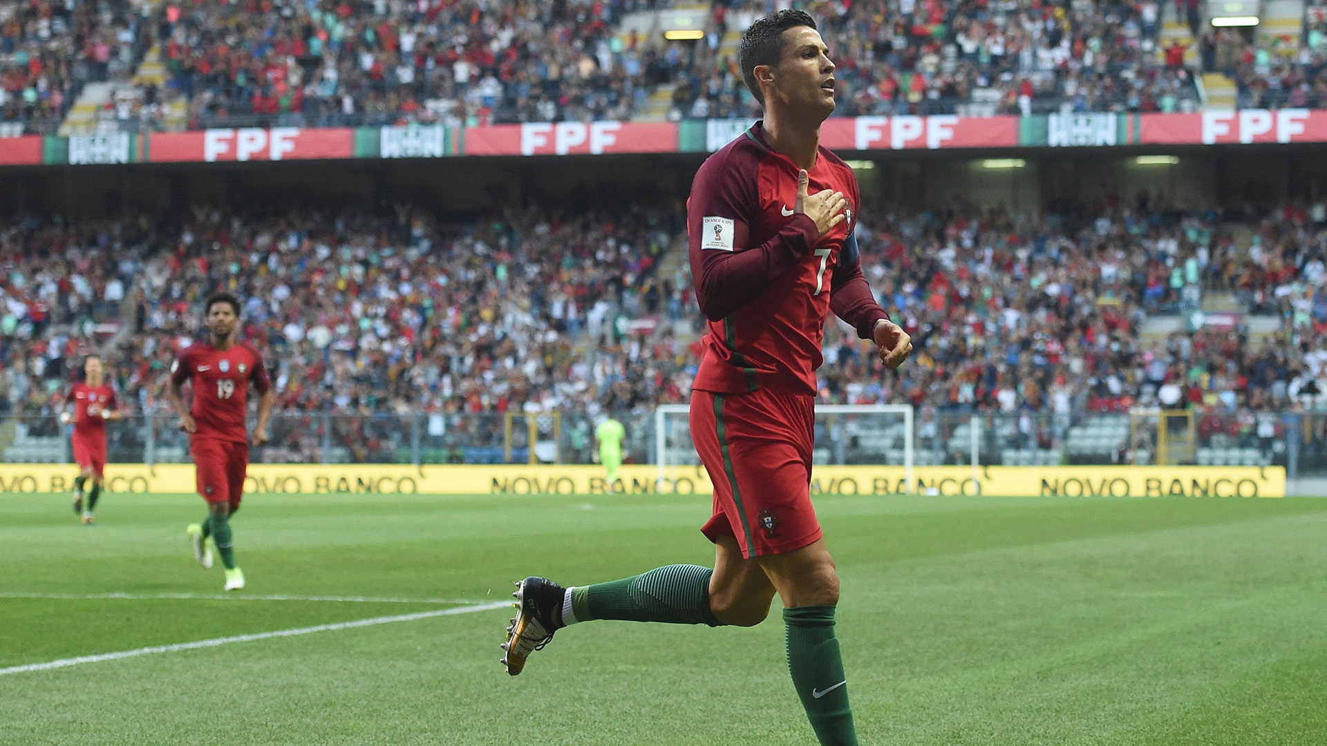 Tore: Portugals Cristiano Ronaldo stellt WM-Quali-Rekord auf