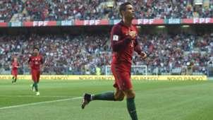 cristiano ronaldo portugal wm qualifikation 083117