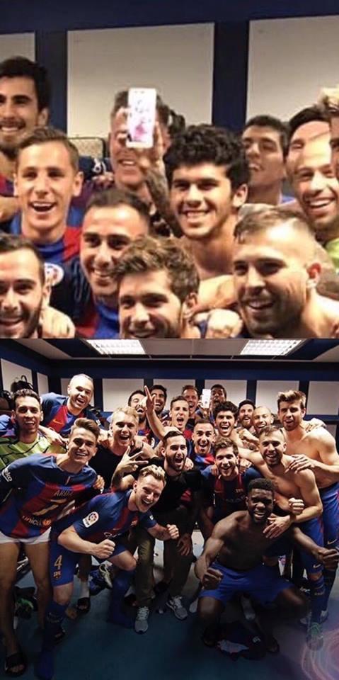 Neymar Real Madrid Barcelona La Liga 24042017