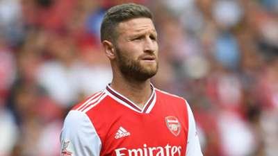 Shkodran Mustafi Arsenal 2019-20