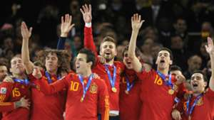 Spain World Cup 2010