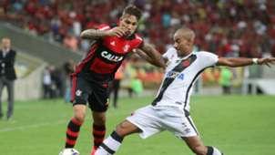 Guerrero e Rodrigo - Flamengo x Vasco - 8/04/2017