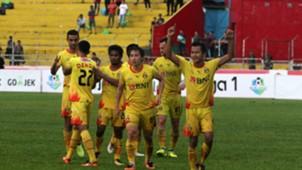 Selebrasi - Bhayangkara FC