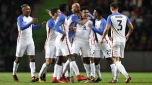 Weston McKennie USMNT