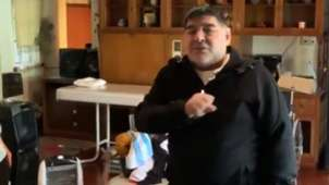 captura Maradona 2019