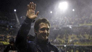Guillermo Barros Schelotto Boca Colon Superliga Fecha 7